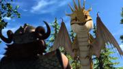 Snotlout's Fireworm Queen 114