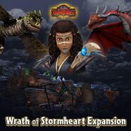 Wrath of Stormheart expansion