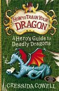 A Hero's Guide to Deadly Dragons Newer British Cover