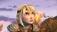 Astrid asking Hiccup is that