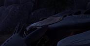 Nightfury saddle