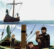 The Art of How to Train Your Dragon The Hidden World - 150