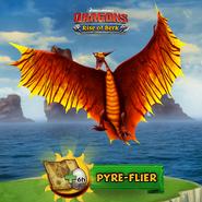 ROB-Pyre Flier Ad