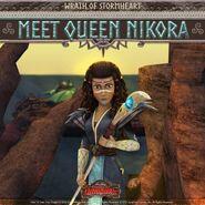 Meet Queen Nikora
