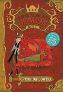 How to Train Your Dragon Movie Tie-In Cover 2010