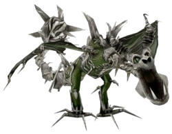Boneknapper SoD transparent