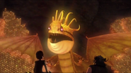 Snotlout's Fireworm Queen 10