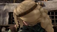 Astrid hiccup thawfest kiss