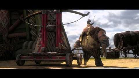 """HOW TO TRAIN YOUR DRAGON 2 - """"Dragon Racing"""" Clip"""