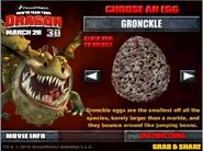 Gronckle egg