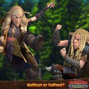 Ruffnut and Tuffnut RoB