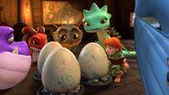 HA - Everyone around the eggs