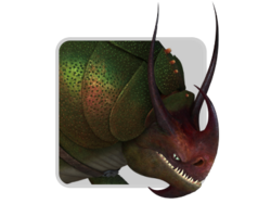 Dragon Icon-Skullcrusher