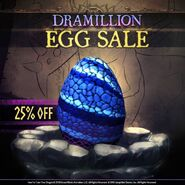 Dramillion Egg in SOD