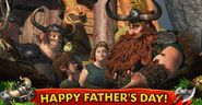 ROB-Happy Father's Day Ad