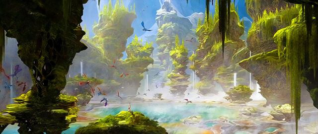 Image - Valka mountain concept art.jpg | How to Train Your ... | 640 x 270 jpeg 51kB