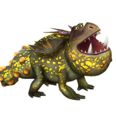 Meatlug S Mate How To Train Your Dragon Wiki Fandom Powered By Wikia