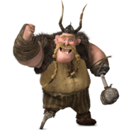 HTTYD GOBBER THE BELCH