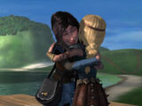 Gallery: Astrid and Heather's Relationship / Dragons: Race to the Edge, Season 3