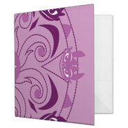 Toothless Purple Icon Binder
