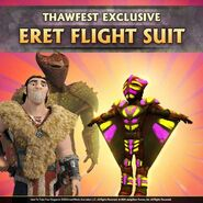 SOD-Eret Flight Suit Ad