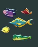 Fish Dragon Trainer Legends