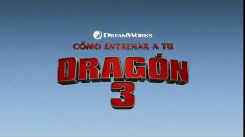 HOW TO TRAIN YOUR DRAGON THE HIDDEN WORLD Spanish TV Spot 2