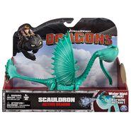 Scauldron Action Figure Package 2