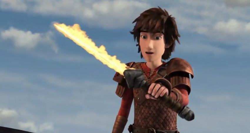 how to train your dragon bd