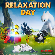 TU-Relaxation Day Ad