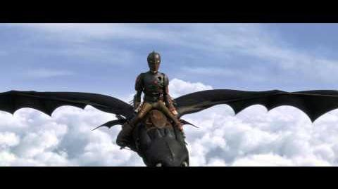 how to train your dragon 2 video game trailer