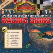 Prickleboggle Racing Skin