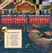 Prickleboggle Racing Skin