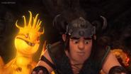 Snotlout's Fireworm Queen 283