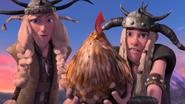I have a chicken