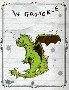Gronckle Dragon Books