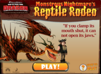 Monstrous Nightmare's Reptile Rodeo