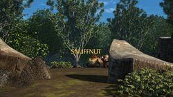 Snuffnut title card