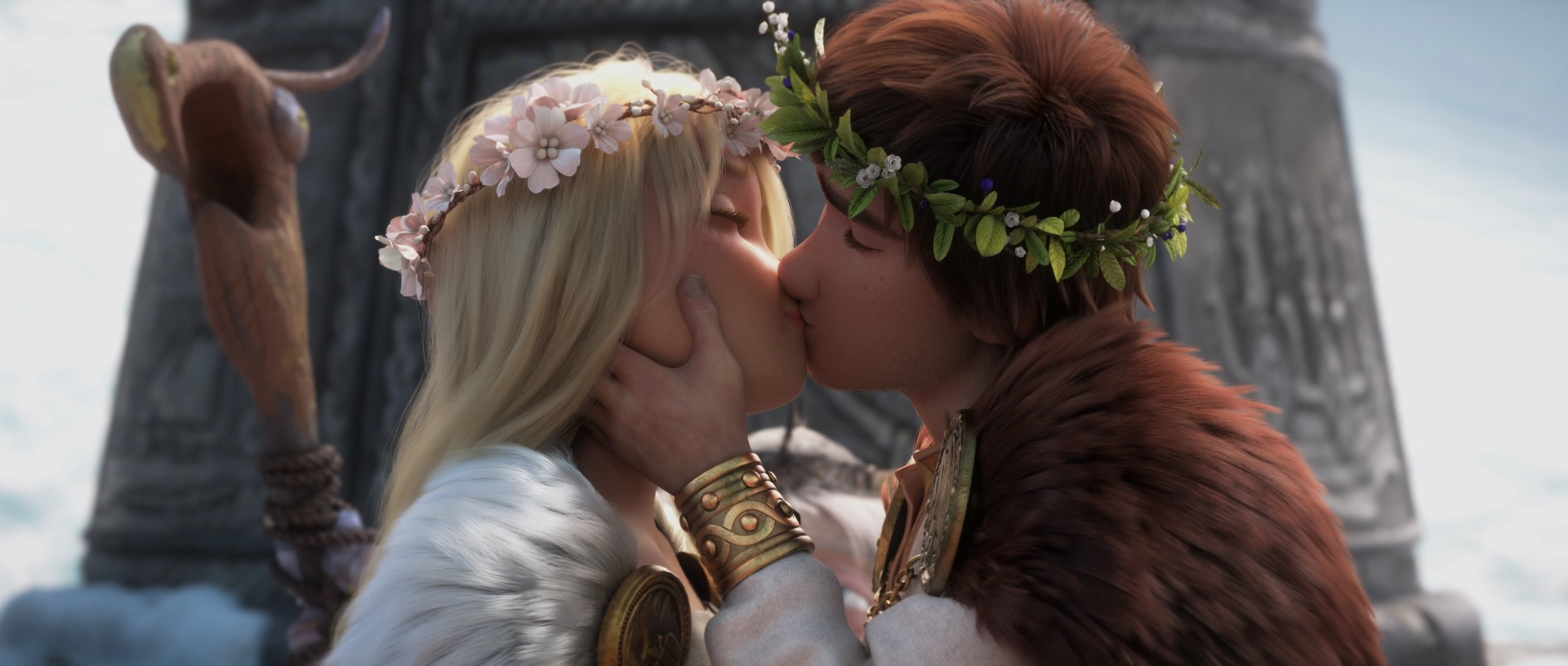 Astrid and Hiccup's Relationship | How to Train Your Dragon Wiki