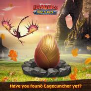 ROB-Cagecruncher Ad