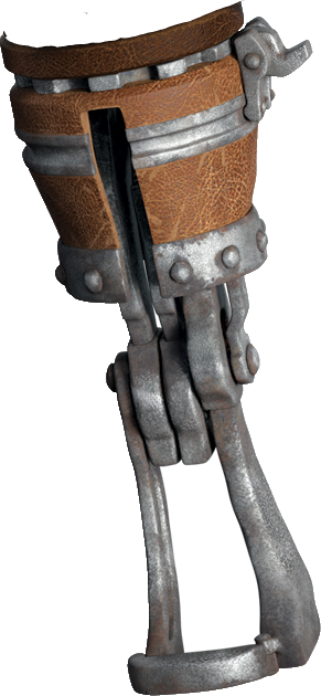 Hiccup's Prosthetic Leg | How to Train Your Dragon Wiki