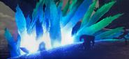 Plasma blast