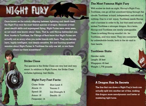 how to train your dragon wiki night fury