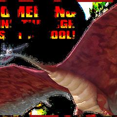 Modelo del Tifómerang en Escuela de Dragones
