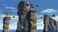 Catapults Bersker Island