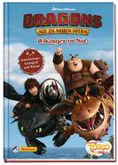 """DreamWorks Dragons """"Auf zu neuen Ufern"""" Wikinger in Not"""