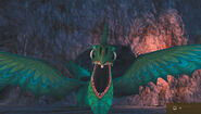 Scauldron roaring
