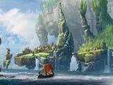 Gallery: Isle of Berk (Franchise) / Development