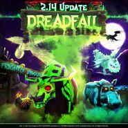 SoD-Dreadfall update