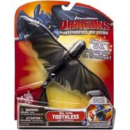 Defenders of Berk Real Flying Toothless